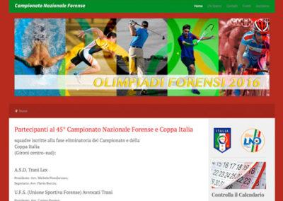 Campionato Nazionale Forense