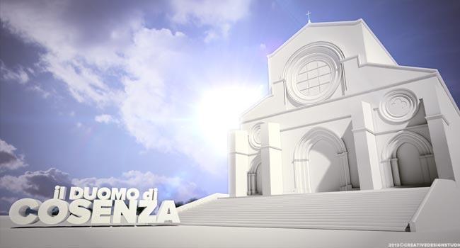Video Mapping – Duomo di Cosenza