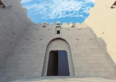 Scenografia 3D – Davanti alle mura di Gerusalemme